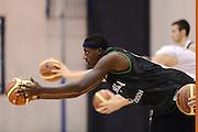 Biella, 15/12/2012<br /> Basket, All Star Game 2012<br /> Allenamento Nazionale Italiana Maschile <br /> Nella foto: awudu abass<br /> Foto Ciamillo