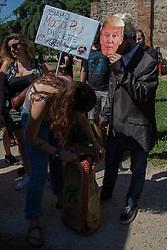 June 11, 2017 - Bologna, Italy - No G7 Ambient protest in Bologna, Italy. (Credit Image: © Lorenzo Apra/Pacific Press via ZUMA Wire)