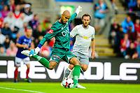 Fotball , 30 Juli , Treningskamp , Vålerenga - Manchester United , Adam Larsen<br /> <br />  , Foto: Marius Simensen, Digitalsport