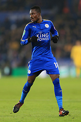 19th December 2017 - Carabao Cup (Quarter Final) - Leicester City v Manchester City - Daniel Amartey of Leicester - Photo: Simon Stacpoole / Offside.