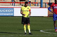 Liam Hogan. Aldershot Town FC 1-2 Stockport County FC. Vanarama National League. The EBB Stadium. 2.4.21