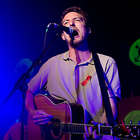 Frank Turner performing live at the Summer Sundae Weekender 2009, De Montfort Hall, Leicester, Leicestershire, UK, 2009-08-15
