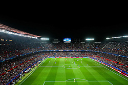 General View during the match - Rogan Thomson/JMP - 22/02/2017 - FOOTBALL - Estadio Ramon Sanchez Pizjuan - Seville, Spain - Sevilla FC v Leicester City - UEFA Champions League Round of 16, 1st Leg.