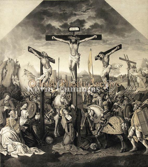 Strixner 19th Century Religious Etchings Strixner 19th Century Religious Etchings