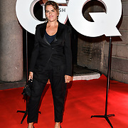 Tracey Emin Arrivers at GQ 30th Anniversary celebration at Sushisamba, The Market, Convent Garden on 29 October 2018.