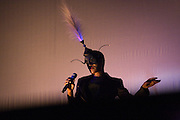 Disco Diva Grace Jones plays the Electric Picnic 2008