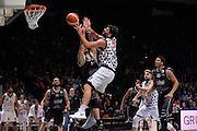 Luca Gandini<br /> Segafredo Virtus Bologna - Kontatto Fortitudo Bologna<br /> Campionato Basket LNP 2016/2017<br /> Bologna 06/01/2017<br /> Foto Ciamillo-Castoria