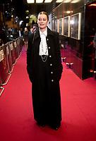 "Aurelie Dupont the World Premiere of ""Romeo & Juliet: Beyond Words"" at The Curzon Mayfair on November 18, 2019 London, England Photo Brian Jordan"
