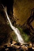 Hidden Falls<br /> Mill B - North Fork, Big Cottonwood Canyon, UT<br /> <br /> Big Cottonwood Canyon<br /> Wasatch Mountains