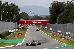 August 31, 2018 - Monza, Italy - Motorsports: FIA Formula One World Championship 2018, Grand Prix of Italy, .#31 Esteban Ocon (FRA, Racing Point Force India F1 Team) (Credit Image: © Hoch Zwei via ZUMA Wire)