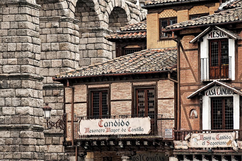 Meson de Candido Restaurant and Inn, Segovia, Spain