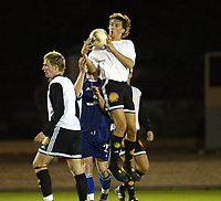 Fotball, 21. februar 2004, La Manga, Rosenborg-Dynamo Kiev 4-4,  Vidar Riseth, Rosenborg