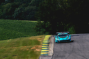August 17-19 2018: Lamborghini Super Trofeo: Virginia International Raceway. 2 Ryan Hardwick, Dream Racing, Motorsport, Lamborghini Atlanta, Lamborghini Huracan Super Trofeo EVO