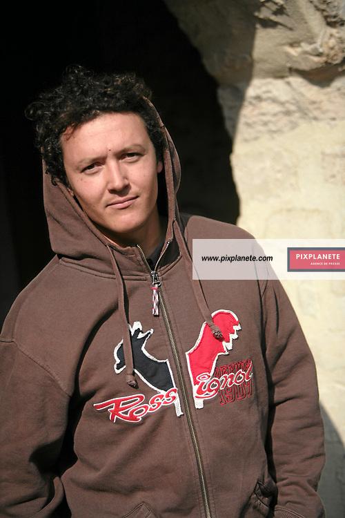 Xavier de le Rue - Snowboard - présentation de l'équipe de France de ski 2007-2008 - Photos exclusives - 9/10/2007 - JSB / PixPlanete