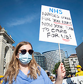 NHS Workers March 29th July 2020