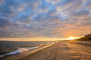 Beach. Atlantic Coast, Montauk, NY, Long Island