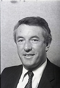Portrait of Mr. Alan McCarthy, Chief Execute, C.T.T., Merrion House, Dublin,<br />