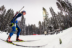 March 8, 2019 - –Stersund, Sweden - 190308 Lyudmila Akhatova of Kazakhstan competes in the Women's 7.5 KM sprint during the IBU World Championships Biathlon on March 8, 2019 in Östersund..Photo: Petter Arvidson / BILDBYRÃ…N / kod PA / 92247 (Credit Image: © Petter Arvidson/Bildbyran via ZUMA Press)