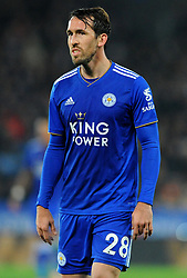 Christian Fuchs of Leicester City- Mandatory by-line: Nizaam Jones/JMP- 27/11/2018- FOOTBALL - King Power Stadium- Leicester, England - Leicester City v Southampton - Carabao Cup