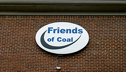 April 27, 2017 - Lexington, Kentucky, U.S. -  Created in 2002 by the West Virginia Coal Association, the Friends of Coal is a multi-state organization that advocates for the mining and importance of coal in the U.S. economy.(Credit Image: © Brian Cahn via ZUMA Wire)