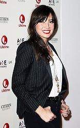 Daisy Lowe, Lifetime launch party, One Marylebone, London UK, 29 October 2013, Photo by Richard Goldschmidt © Licensed to London News Pictures. Photo credit : Richard Goldschmidt/Piqtured/LNP