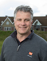 SPIJK - GOLF - Niek Molenaar, CEO van THE DUTCH. FOTO KOEN SUYK