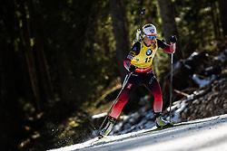 ECKHOFF Y (Tiril) during the Women 15 km Individual Competition at day 2 of IBU Biathlon World Cup 2019/20 Pokljuka, on January 23, 2020 in Rudno polje, Pokljuka, Pokljuka, Slovenia. Photo by Peter Podobnik / Sportida