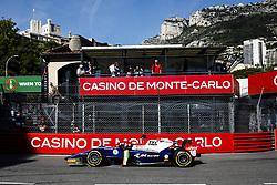 May 24, 2018 - Montecarlo, Monaco - 16 Arjun MAINI from India of TRIDENT RACING during the Monaco Formula 2 Grand Prix at Monaco on 24th of May, 2018 in Montecarlo, Monaco. (Credit Image: © Xavier Bonilla/NurPhoto via ZUMA Press)
