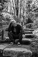 High School Senior Year Portrait, Arboretum, Seattle