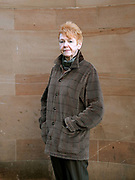 Dame Vera Baird, Northumbria Police and Crime Commissioner outside Newcastle Crown Court, United Kingdom on 11th January 2017. Vera received a DBE in the 2017 New Years Honours for services to women and equality.