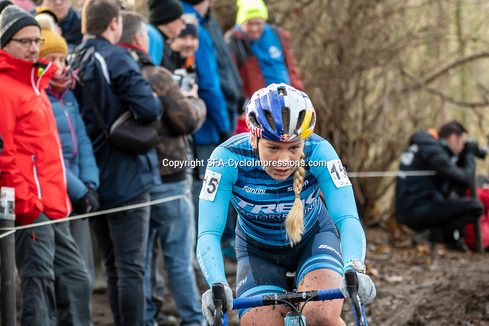 2019-12-15: Cycling: Overijse