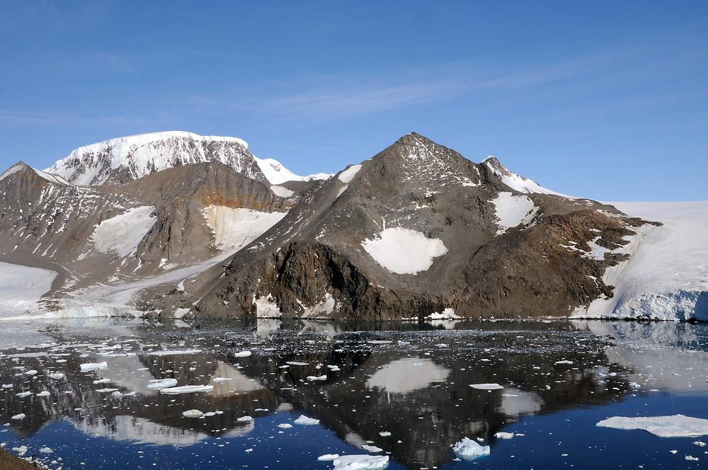 Hope Bay.  Hope Bay, Antarctic Peninsula, Antarctica. 02Mar16