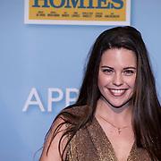 NLD/Amsterdam/20150119 - Premiere film Homies, Robin Martens