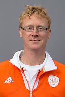 UTRECHT - Hockey - Coach Bas Bruin Nederlands Jongens A. FOTO KOEN SUYK