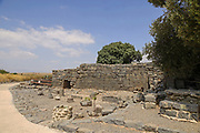 Gamla Second Temple period, ancient Jewish city on the Golan Heights, Israel