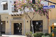 Bellflower Sheriff Station on Bellflower Blvd