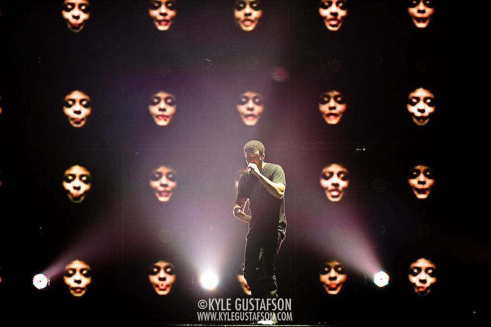 WASHINGTON, DC - May 25, 2012 - Drake performs at the Verizon Center in Washington, D.C. (photo by Kyle Gustafson)