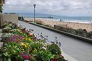 Manhattan Beach Boardwalk and Pier