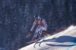 22.01.2019, Streif, Kitzbühel, AUT, FIS Weltcup Ski Alpin, Abfahrt, Herren, 1. Training, im Bild Manuel Schmid (GER) // Manuel Schmid of Germany during the 1st Training of mens downhill of FIS Ski Alpine Worldcup at the Streif in Kitzbühel, Austria on 2019/01/22. EXPA Pictures © 2019, PhotoCredit: EXPA/ Johann Groder