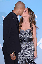 Jeremy Meeks and Chloe Green attending the Gala for the Global Ocean hosted by H.S.H. Prince Albert II of Monaco at Opera of Monte-Carlo in Monte-Carlo, Monaco on September 26, 2018. Photo by Aurore Marechal/ABACAPRESS.COM