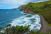 Pololu Valley, North Kohala, Island of Hawaii