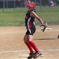 12u Wadsworth Grizzly vs Brecksville Lady Bees - Field 5