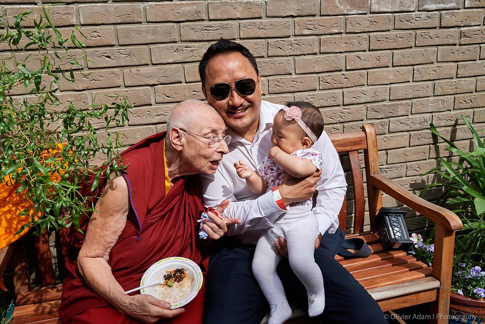 Karmapa London 2017