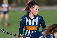 BILTHOVEN -  Hoofdklasse competitiewedstrijd dames, SCHC v hdm, seizoen 2020-2021.<br /> Foto: Anke Sanders (hdm)