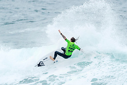 Jul 3, 2017 - KwaDukuza, South Africa - Mikey Wright of Australia advanced to Round Two after placing second in Heat 5 of Round One at The Ballito Pro, a QS10,000 rated event. (Credit Image: © Kelly Cestari/World Surf League via ZUMA Wire)