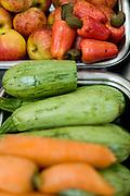 Belo Horizonte_MG, Brasil...Festival Gastronomico Sabor e Saber, na foto detalhe de frutas e verduras...The Gastronomic Festival  Sabor e Saber, in this photo some fruits and vegetables...Foto: BRUNO MAGALHAES / NITRO