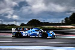 April 13, 2018 - Le Castellet, France - 25 ALGARVE PRO RACING (PRT) LIGIER JSP217 GIBSON LMP2 MARK PATTERSON (USA) ATE DE JONG (PHL) TACKSUNG KIM  (Credit Image: © Panoramic via ZUMA Press)
