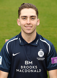 Middlesex's Tom Lace during the media day at Lord's Cricket Ground, London.