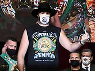 Fury v Wilder III, Paradise Nevada