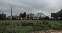 Novembre 2018. Campagne e masseria nelle in zona Corleto, Ascoli Satriano (FG)